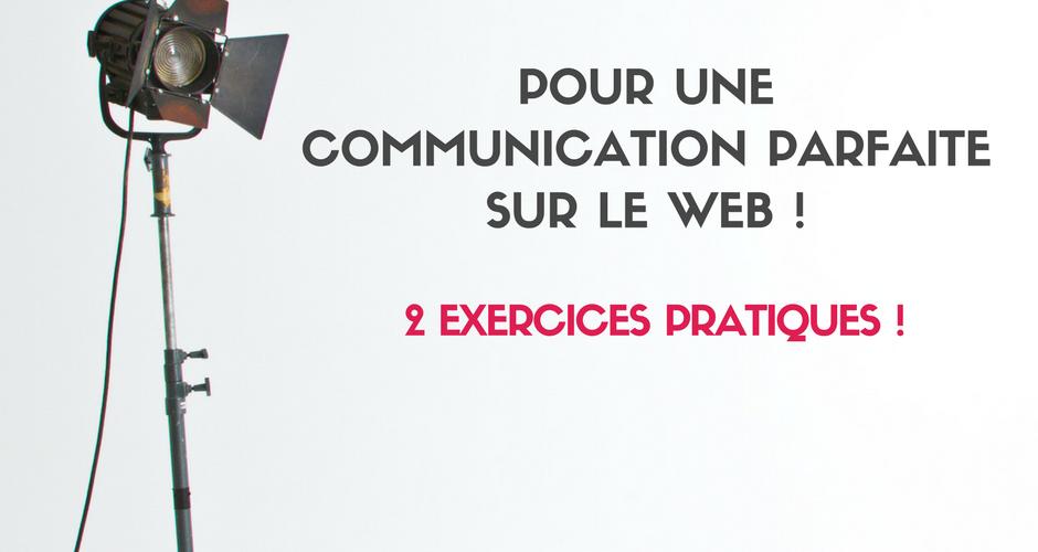 communication parfaite sur le web